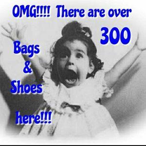 Handbags - Welcome to my closet!